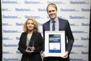 SPEE3D presented with the Technology Application Award – Endeavour Awards